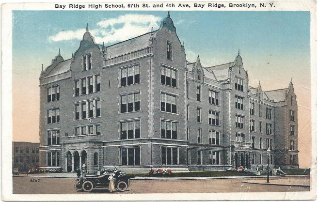 Bay Ridge High School 1918
